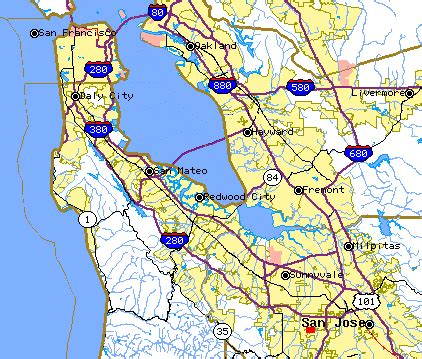 san jose map san jose apartments for rent and other san jose rentals