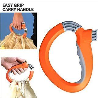 One Shoping One Trip Grip one trip grip shopping grocery bag grips holder handle