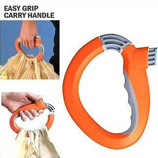 One Trip Grip Shoping Bag Bags Holder Tas Travel Belanja Shop Sh one trip grip shopping grocery bag grips holder handle
