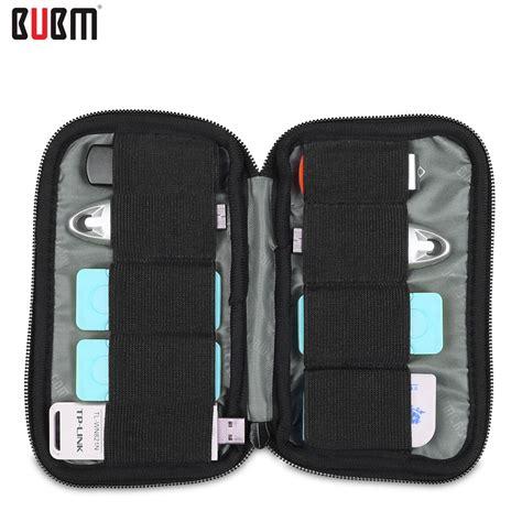 bubm tas gadget organizer 9sbr original black
