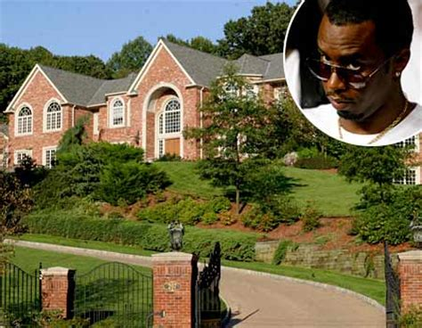 p diddy s house diddy selling new jersey mansion for 13 5 million missxpose