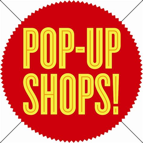 pop up pop ups launch weekend this saturday sunday deca