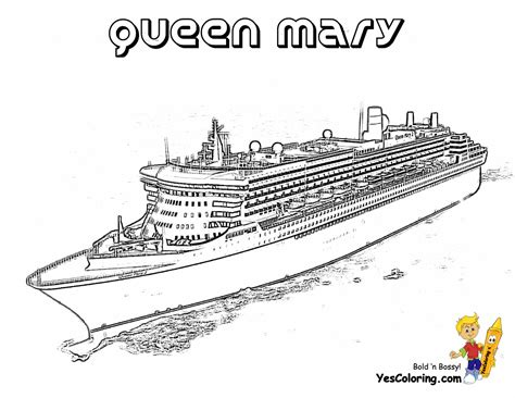 Swanky Coloring Page Cruise Ships Free Cruise Ship Cruise Ship Coloring Page