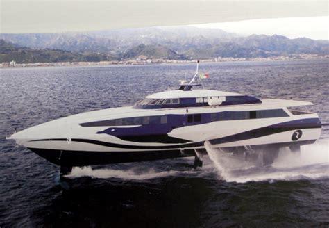 hydrofoil boat design navi e armatori approdi di passione