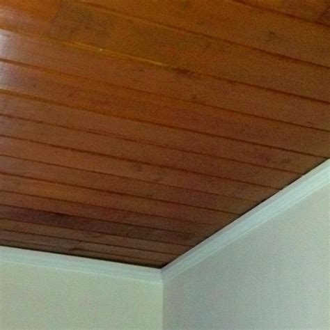 wood plank ceiling ceiling ideas