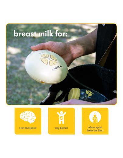 Swing Single Electric Breast by Breast Pumps Medela