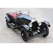 1927 Bentley 3 Litre  Cars For Sale FISKENS