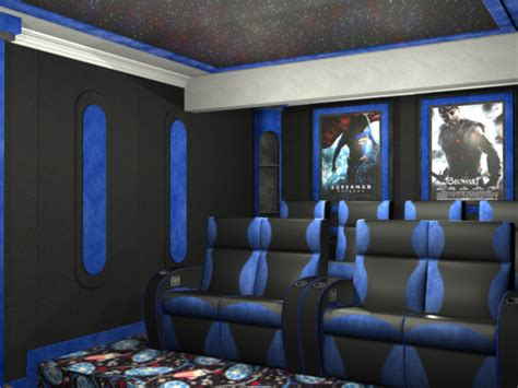 cinema decor for home emperor home theater wall accents