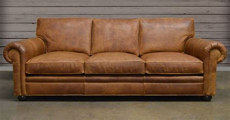 North Carolina Leather Sofa Chesterfield Sofas Modern