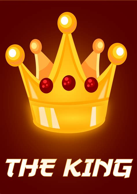 clipart the king
