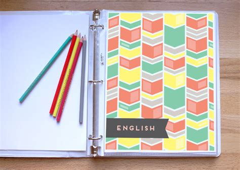 Ways To Decorate Your Home by Hello Wonderful 7 Notebook And Binder Diy S To Make
