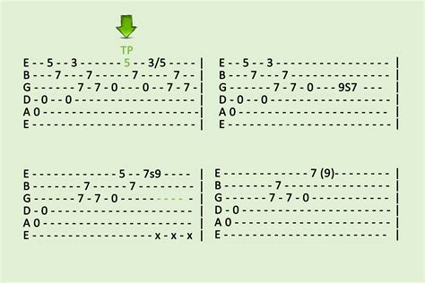 lights down low guitar chords how to read guitar tabs with pictures wikihow