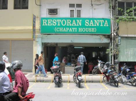 chapati house santa chapati house jalan tun h s lee kuala lumpur bangsar babe