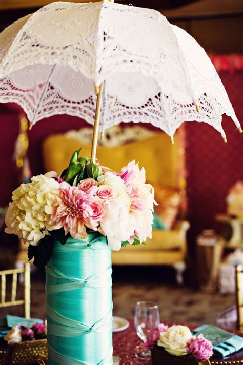 decorative umbrellas for centerpieces umbrella centerpiece photo by weddings by and
