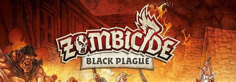 Zombicide Black Plague Board Original Boardgame board spotlight zombicide black plague zatu