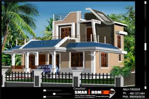 3 Bhk Home Design by Modern 3 Bhk Kerala Home Design At 1610 Sq Ft