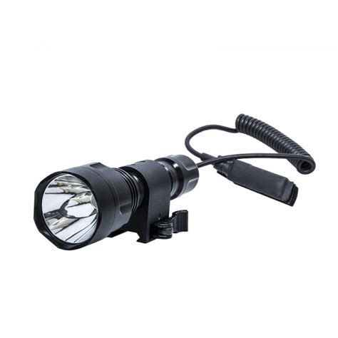 ar 15 tactical light with pressure switch tactical flashlight pressure switch