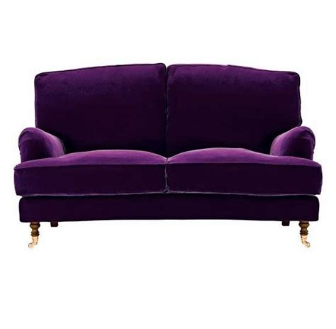 purple loveseat sofa love purple sofa s home pinterest