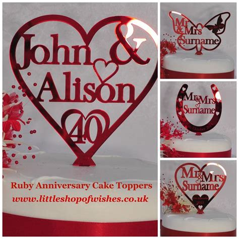 Wedding Anniversary Gifts Ruby by 1000 Ideas About Ruby Wedding Anniversary Gifts On