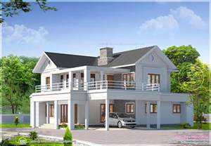Has a total area of 2850 sq ft kerala home design and floor plans