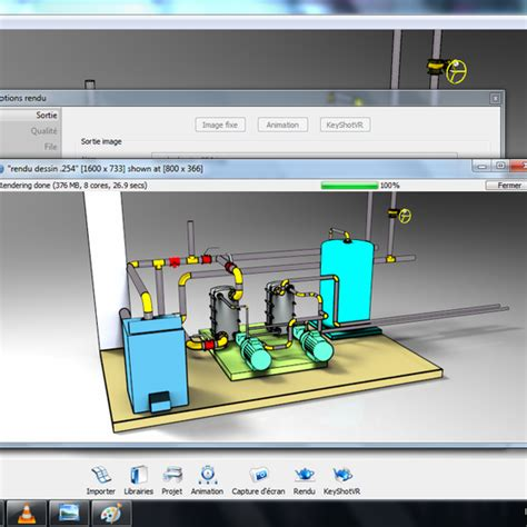 rendering animation with photoview in solidworks grabcad models we love 2013 golden gear awards grabcad blog