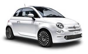 Fiat 500 In White White Fiat 500 Car Png Image Pngpix