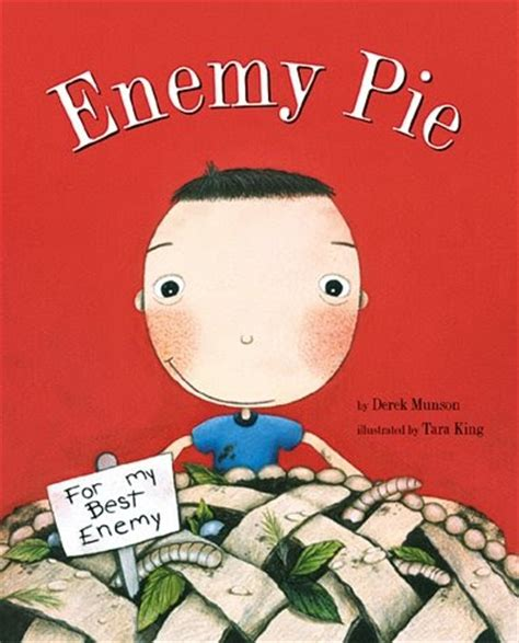 picture pie book teach with picture books enemy pie