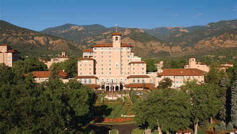 Free Warrant Search Colorado Springs Luxury Hotels In Colorado Springs Co The Broadmoor