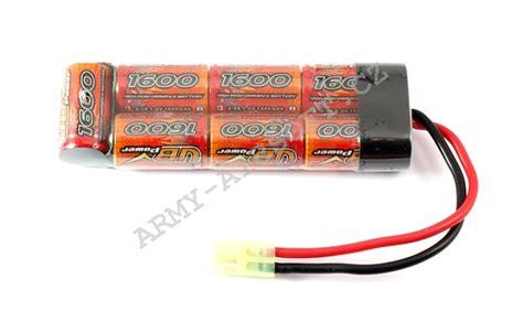 Vb Mini akumul 225 tor vb mini 8 4v 1600 mah vb power army airsoft cz