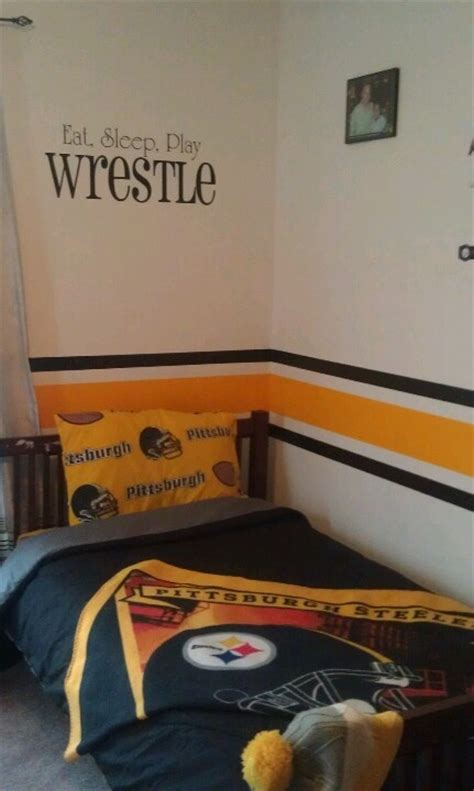 steelers bedroom ideas 21 best images about jonah s steelers bedroom ideas on