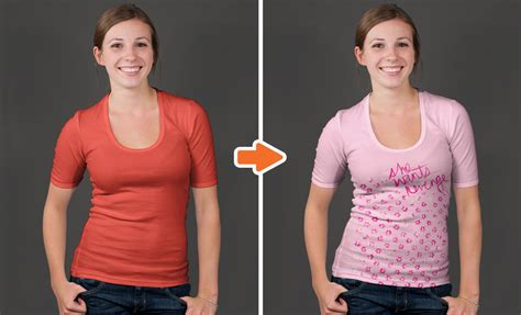 template t shirt with model ladies low cut t shirt model mockup templates pack