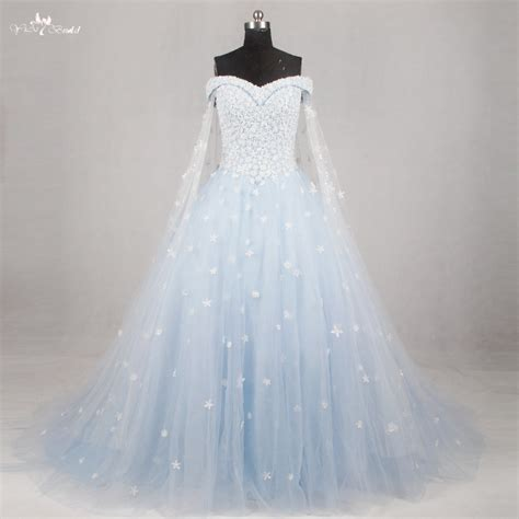 Where To Get Wedding Dresses by Baby Blue Wedding Dresses Blue Wedding Dress Blue And