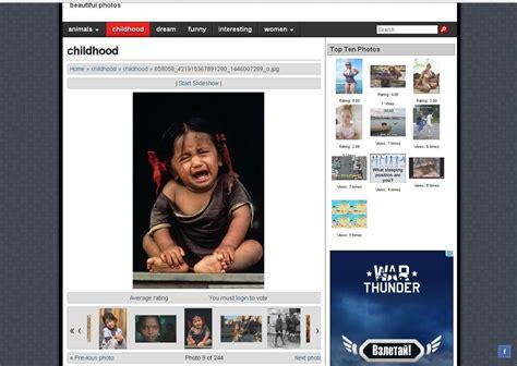 adsense with facebook wp photo gallery website script 800 photo adsense