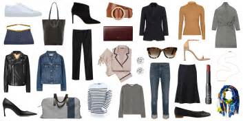 30 fashion staples to by 30 wardrobe essentials to