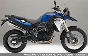 Bmw Motorrad France Configurateur by Nouveaut 233 S Bmw F 700 Gs Et F 800 Gs Tarifs Et Options