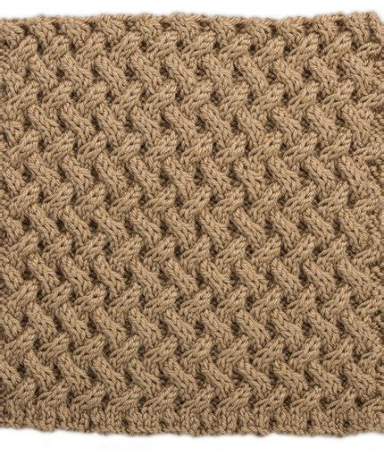 knit square patterns lattice cables square for knit your cables afghan
