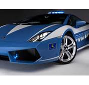 Lamborghini Gallardo Polizia 2009 Wallpapers  HD