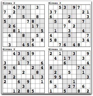 Grille De Sudoku Facile à Imprimer by Pin Le Sudoku Grille Vierge On