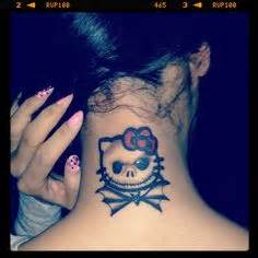tattoo nightmares logo tribal hello kitty tattoos pinterest hello kitty and