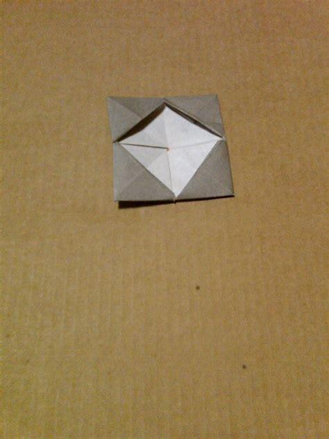 Origami Flexagon - origami misadventure windmill flexagon by crimsonashtree