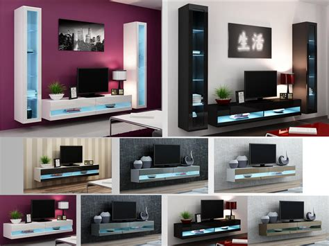wall cabinet tv stand high gloss living room furniture tv stand wall mounted