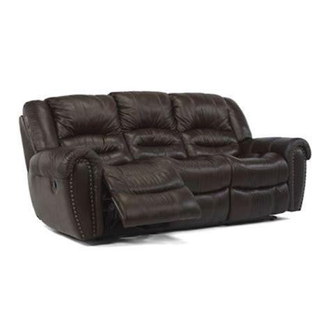 flexsteel double reclining sofa flexsteel 1210 62 crosstown double reclining sofa discount