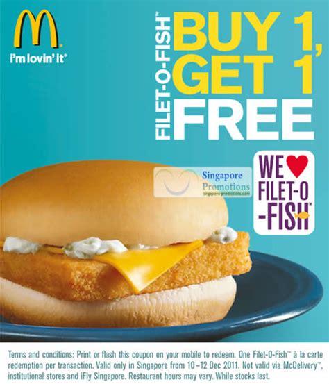 Mcdonalds Deal Calendar Mcdonalds 9 Dec 2011 187 Mcdonald S Singapore Filet O Fish 1