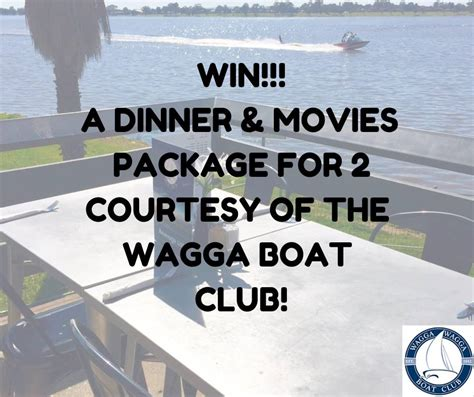 wagga boat club facebook wagga business giveaways competitions public group