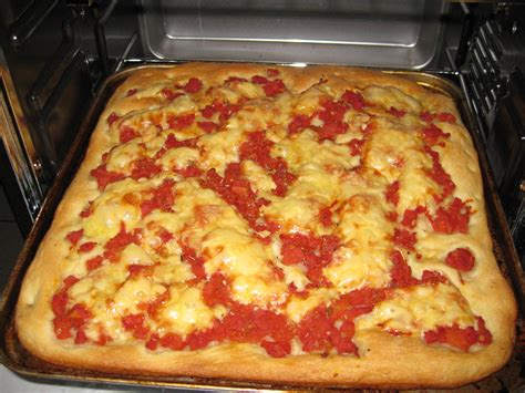 great sicilian pizza from a toaster oven pragmatic attic