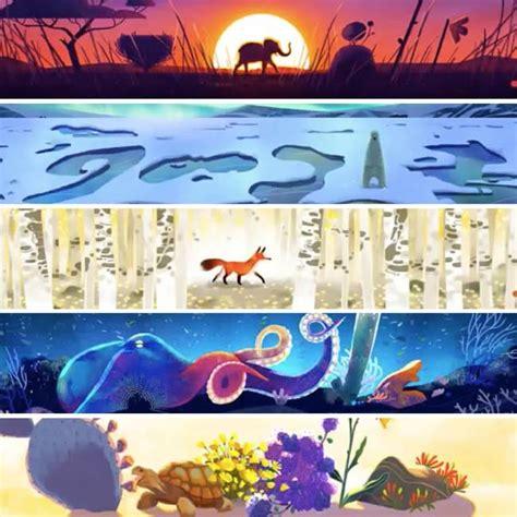 solucion doodle hoy earth day d 237 a de la tierra 2016 salvar el planeta