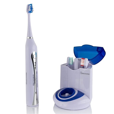 electric toothbrush with charger wellness weuvstx3h ultra high powered sonic electric