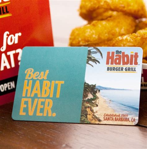 Applebee S Gift Card Good Anywhere Else - the habit burger grill restaurant review and giveaway holiday gift guide things