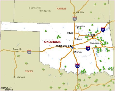 parks in okc state parks oklahoma map wisconsin map