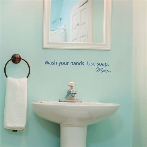 bathroom wall poetry 4 easy ideas for boosting bathroom wall 3679 home designs and decor
